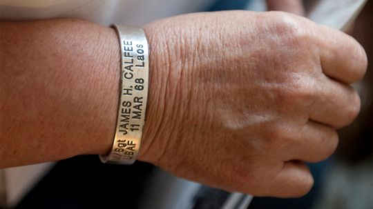 POW/MIA Bracelets Helped U.S. Remember Missing Soldiers