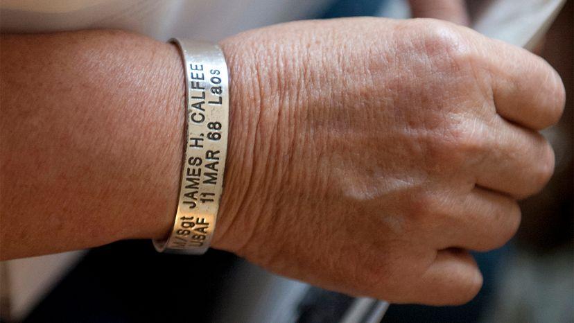 POW bracelet