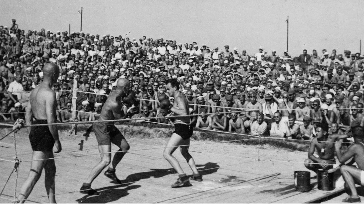 Historia increíble: cuando los prisioneros de guerra de la Segunda Guerra Mundial celebraron unas Olimpiadas en un campamento nazi