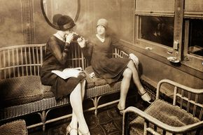Bernays also organized a PR stunt equating ladies smoking with women's rights. Cigarette sales among women took off.