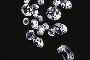 """Diamonds weren't always the engagement stone of choice. A clever advertising campaign convinced the public that a """"diamond is forever"""" — just like love. Or so we like to believe."""