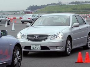 Pre-collision systems offer a variety of indicators, including alarms and pre-crash braking.