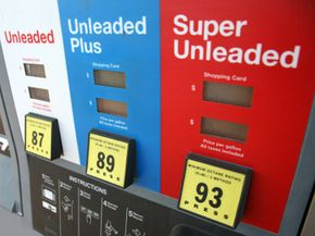 Is high-octane gas worth the price? See car engine pictures.