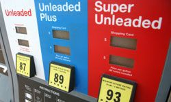 Fortunately, unleaded gas has replaced the dangerous leaded variety in the United States.
