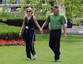 Another reason for a prenup: A past marriage may complicate a future one. Greg Norman and Chris Evert announced their engagement only after he had reached an agreement with his first wife.