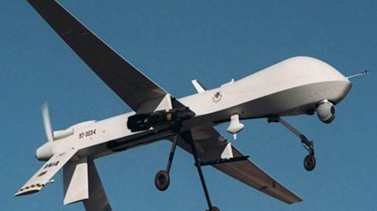 How the Predator UAV Works