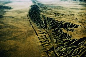 California's San Andreas Fault is a hotbed of seismic activity..