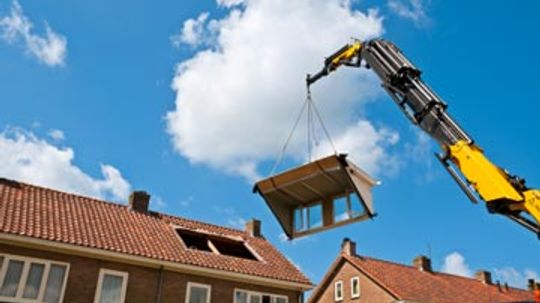Are prefab homes killing the construction industry?