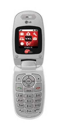 Virgin Mobile's basic prepaid plan gives users the Aloha cell phone.