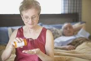 Often, older adults need prescription alerts to help them keep track of medication schedules.