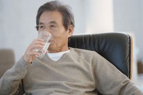 No one's quite sure where the eight, eight-ounce glasses of water recommendation came from.