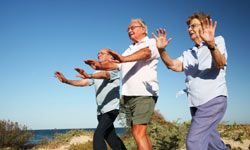 Try tai chi to improve balance and coordination.