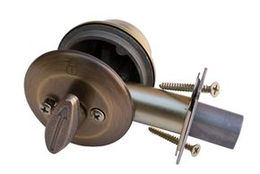 The best way to prevent thieves from entering your home? Locking your doors and windows. See more lock images.[