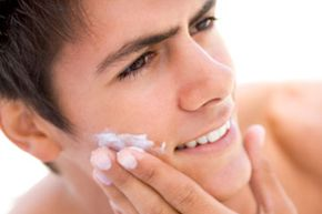 Changing some of your shaving habits can help prevent razor bumps. See more men's health pictures.