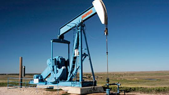 What is primary oil recovery?