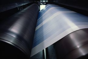 Most printing today relies on ink, but there are many inkless options.