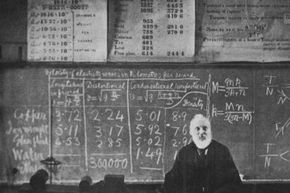 Scottish mathematician and physicist William Thomson, Lord Kelvin, was working on the precursor to the inkjet printer in the 1860s.