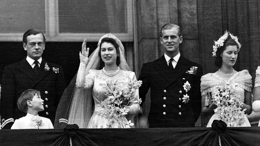 marriage of Philip and Elizabeth