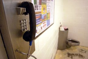 Phone use in prisons is a source of great contention and debate.