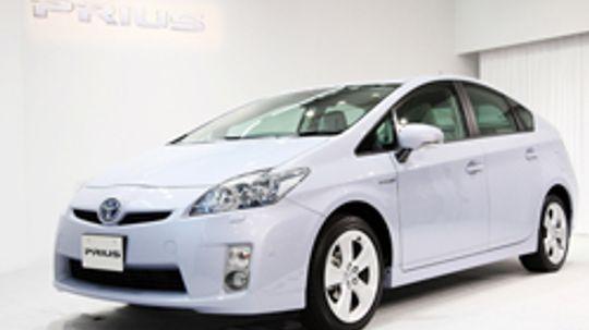 Toyota Prius Pictures