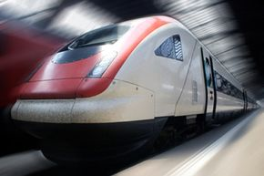 Will everyone be taking the train in the future?