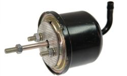If you can't access your car's fuel filter, take it to a mechanic to be replaced.