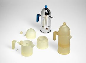 Prototypes are models of new products that can be useful for visualizing what the final product will be like. See more pictures of kitchen appliances.