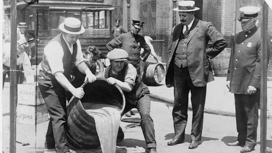 How Prohibition Worked