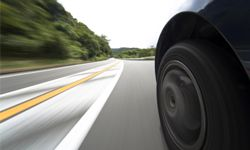 Keeping your speed as low as possible is a great way to cut back on wear and tear on your engine.