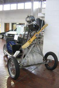 A 1929 Wind Wagon
