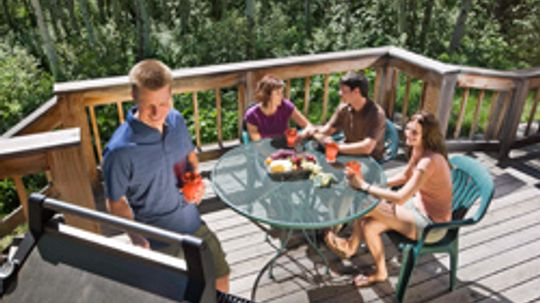 5 Ways to Protect Your Deck From Summer Parties