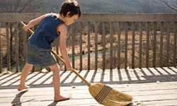 A perfect chore for your child.