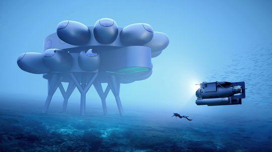 Fabien Cousteau Is Building PROTEUS, an Underwater 'International Space Station'