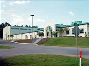 From the outside, the Prototype Integration Facility looks like any other building. See more Army pictures.
