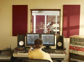Pro Tools systems are the standards that sound engineers use for mixing music when it's recorded in the studio.