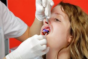 Professional fluoride treatments are standard for most children -- and recommended for adults -- and they're given every three, six or 12 months, depending on oral health.