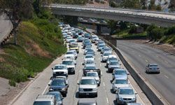 How much time could you save by avoiding traffic?