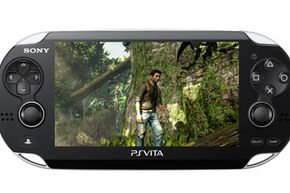 """The action adventure title """"Uncharted: Golden Abyss"""" is one of the first games available for the PS Vita."""