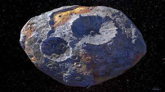 Why Is an Asteroid Worth $10,000,000,000,000,000,000?