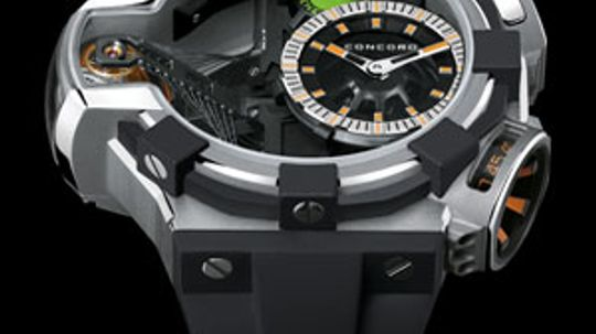 How the C1 QuantumGravity Watch Works