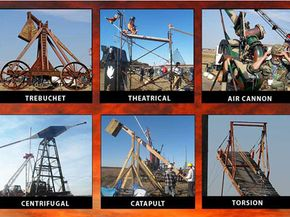 The name of the game is force, power and torque when it comes to punkin chunkin launchers.