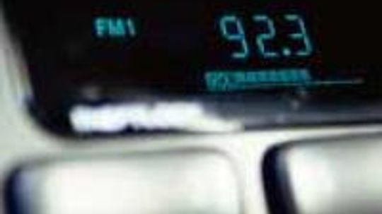 Why do all FM radio stations end in an odd number?