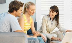 An experienced real estate agent should come prepared with comps.