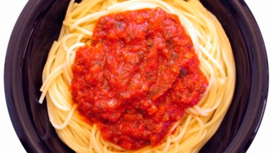 Quick Tips for Spaghetti Sauce