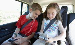 Technology can keep activity levels low, while still keeping your kids entertained.