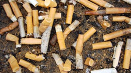 How to Remove Nicotine, Cigar, Pipe Smoke, and Cigarette Stains