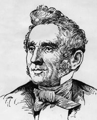 Charles Goodyear, the original rubber fan