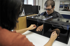 A 2011 study led by Vanderbilt professor Sohee Park studied the rubber hand illusion in the context of schizophrenia, unexpectedly triggering an out-of-body experience in the lab.