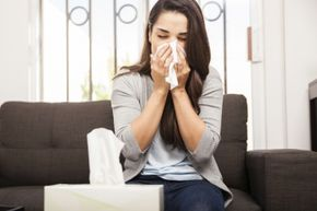 It's OK to blow your nose at the table — with a few stipulations.