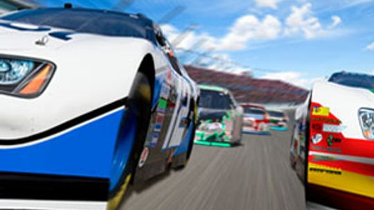 What are the rules of stock car racing?